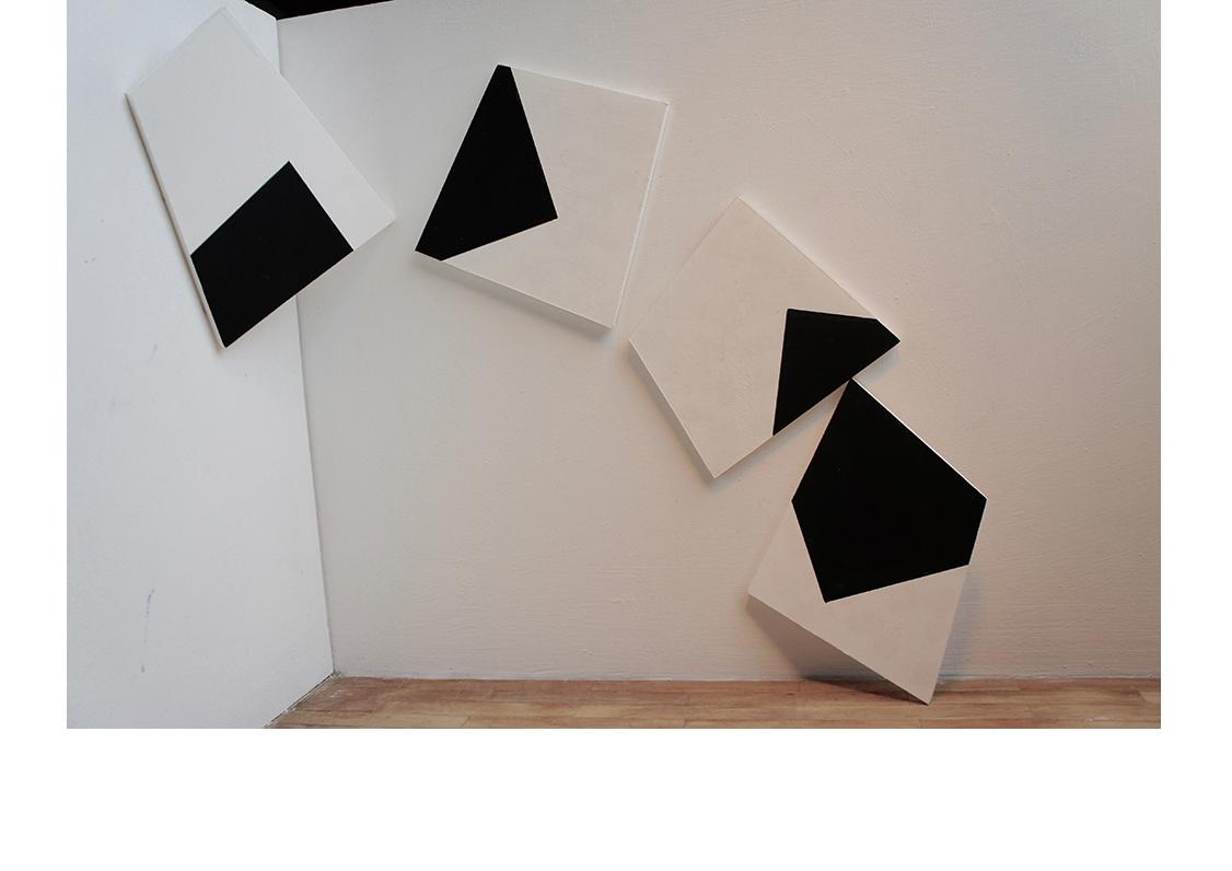 Acrylique sur toile 400x300 cm