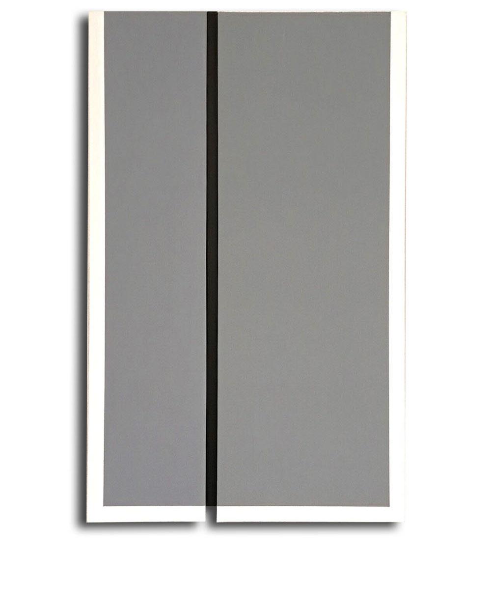 Acrylique sur toile -  100 x 66 x 3 cm - 09/2017