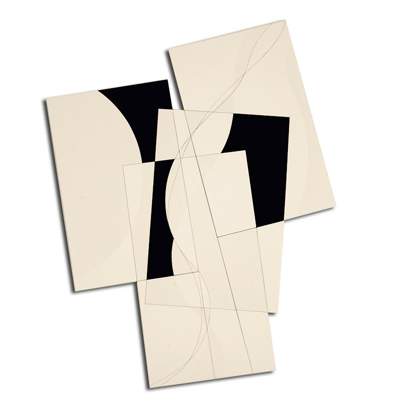 Acrylique sur toile - 145x110x5 cm
