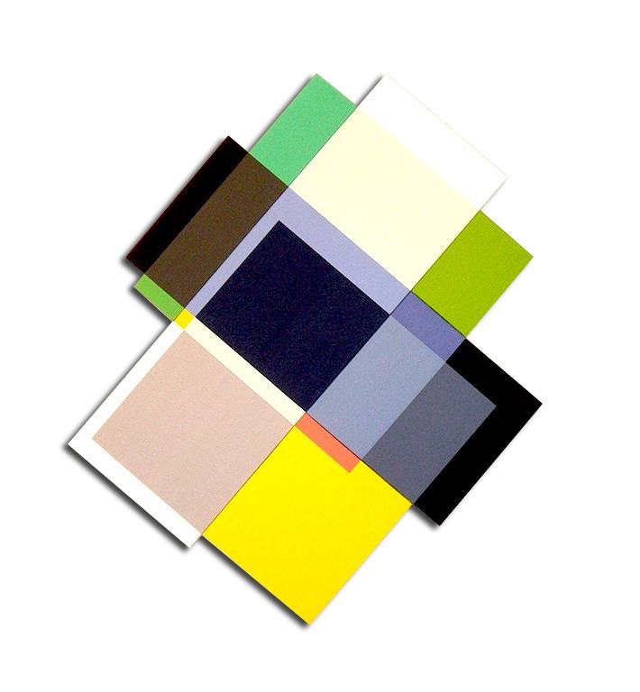 Acrylique sur toile - 120x100x3 cm