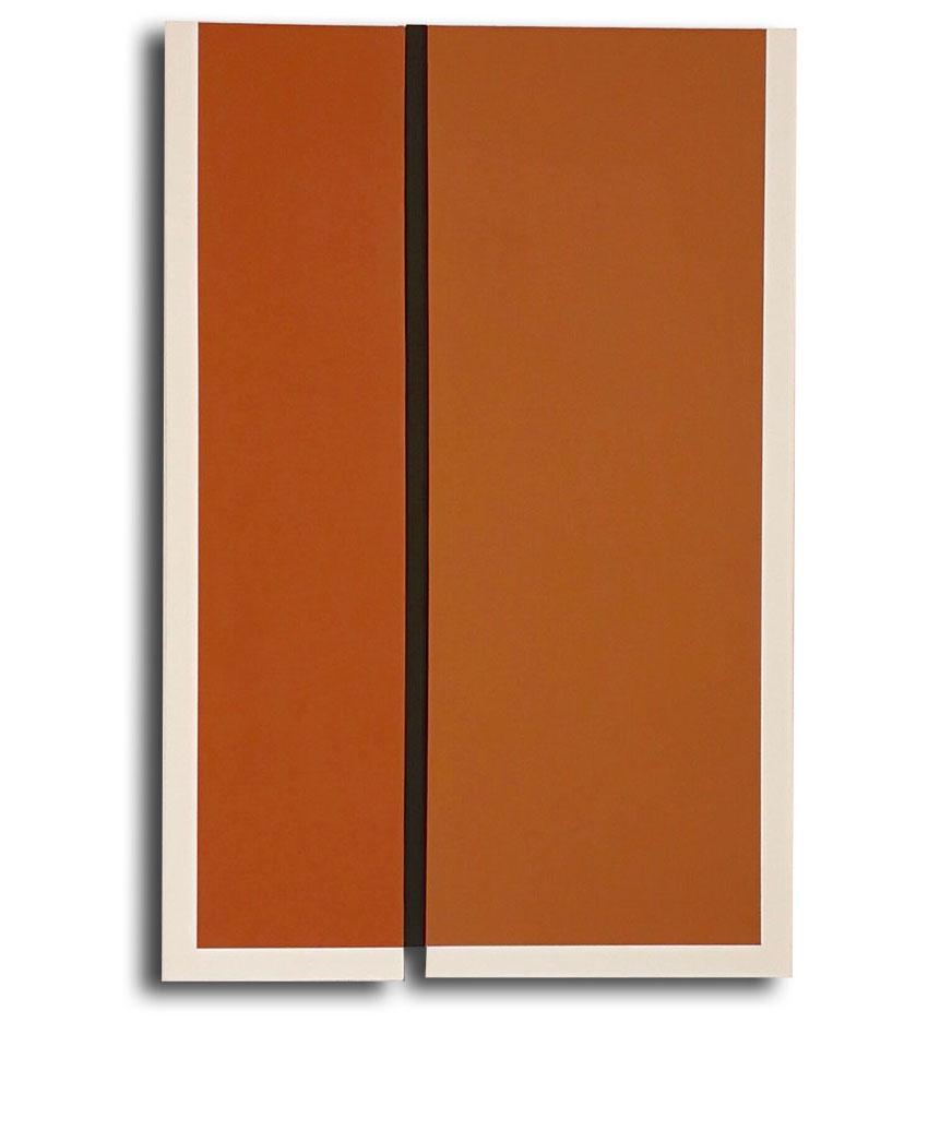 Acrylique sur toile -  100 x 67 x 3 cm - 2014-2017