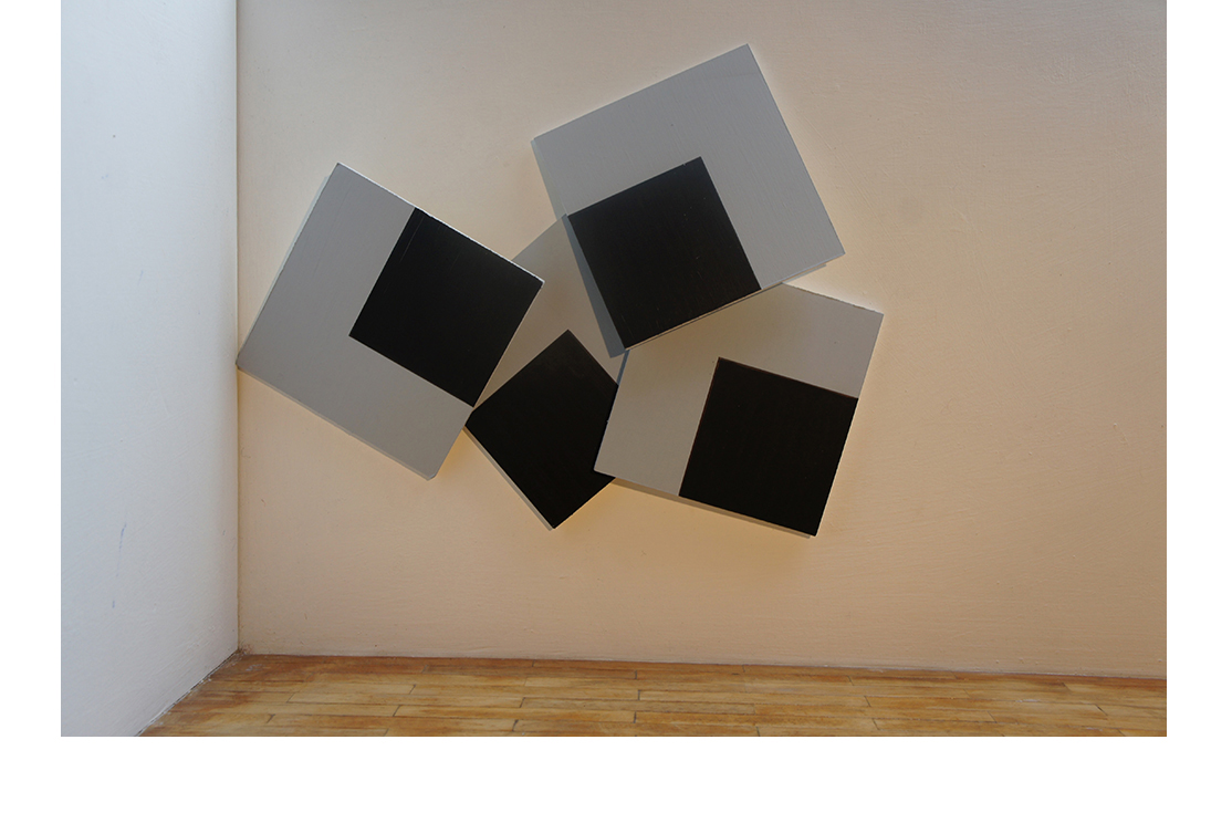 Acrylique sur toile 250x200 cm