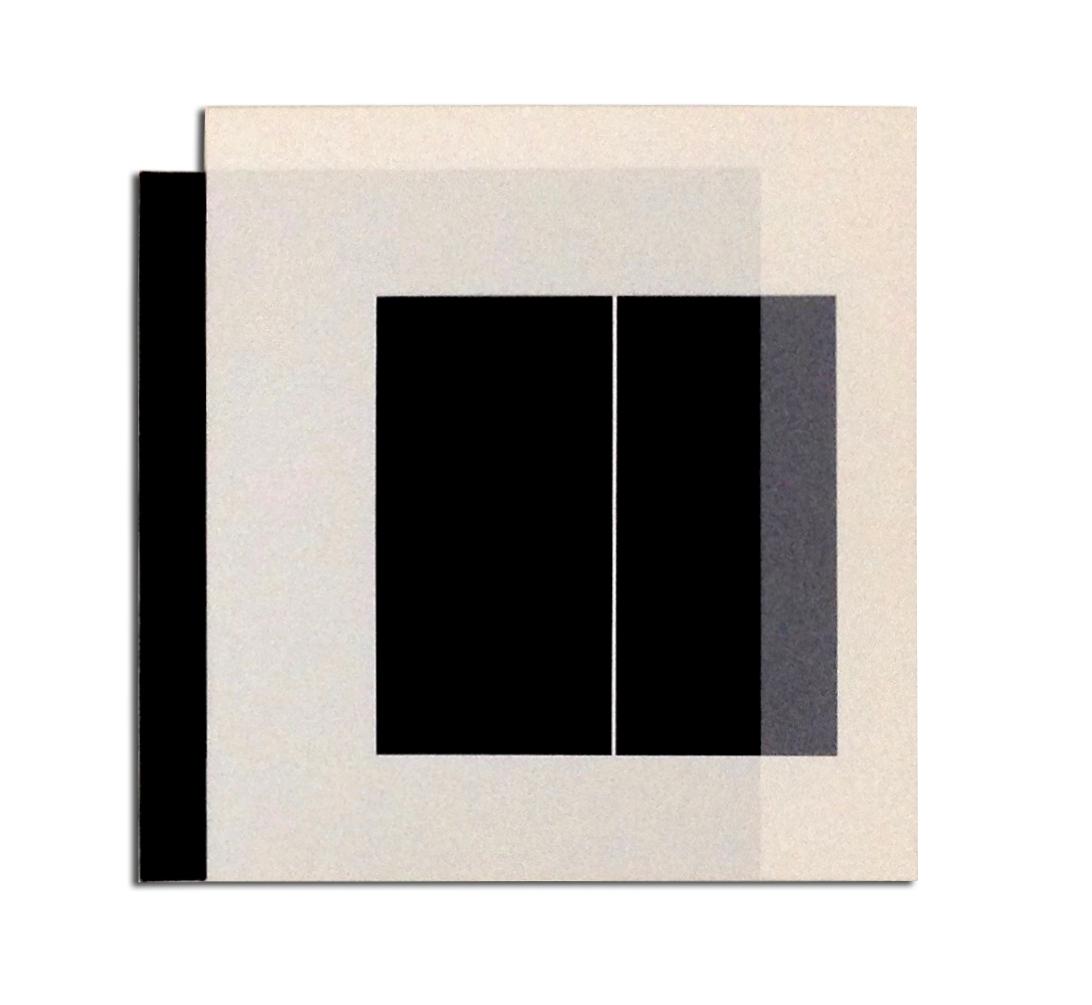 Acrylique sur toile - 80x80x3 cm
