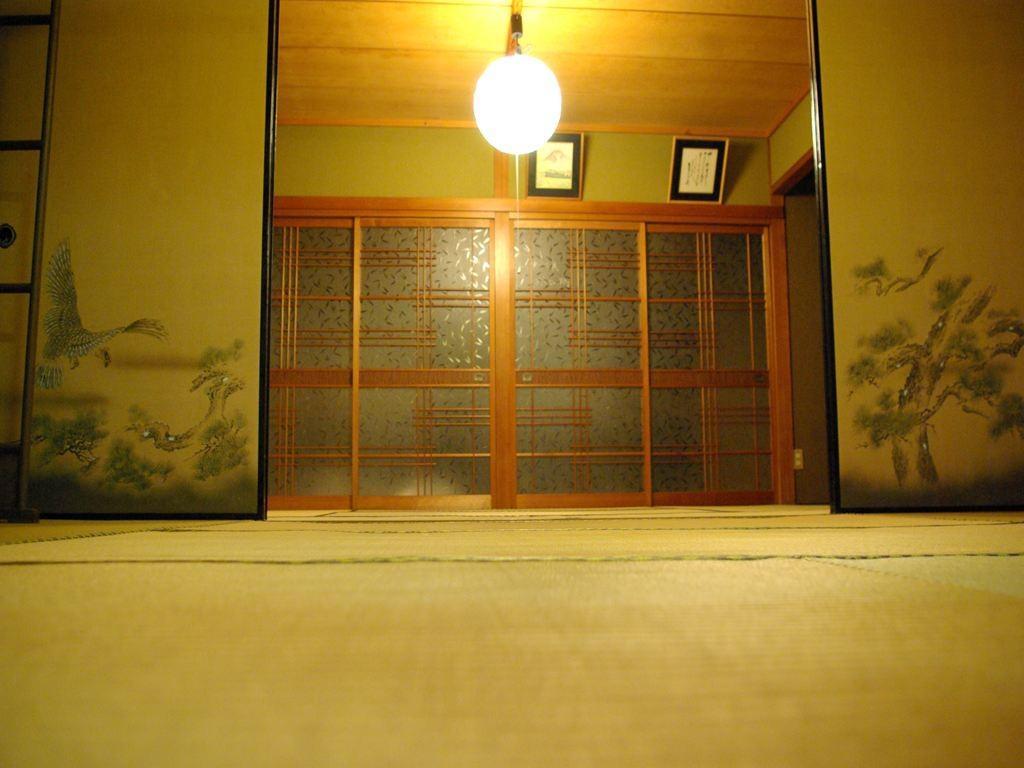 お四国ゲストハウスのお部屋(奇跡の一枚)