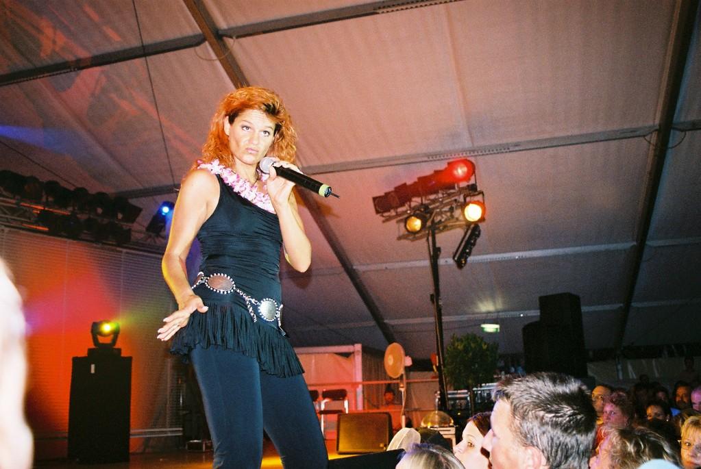 Andrea Berg auf unserer Veranstaltung