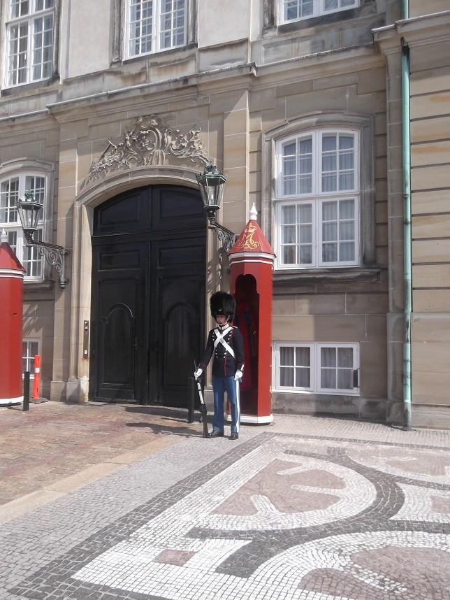 Schloss in Kopenhagen