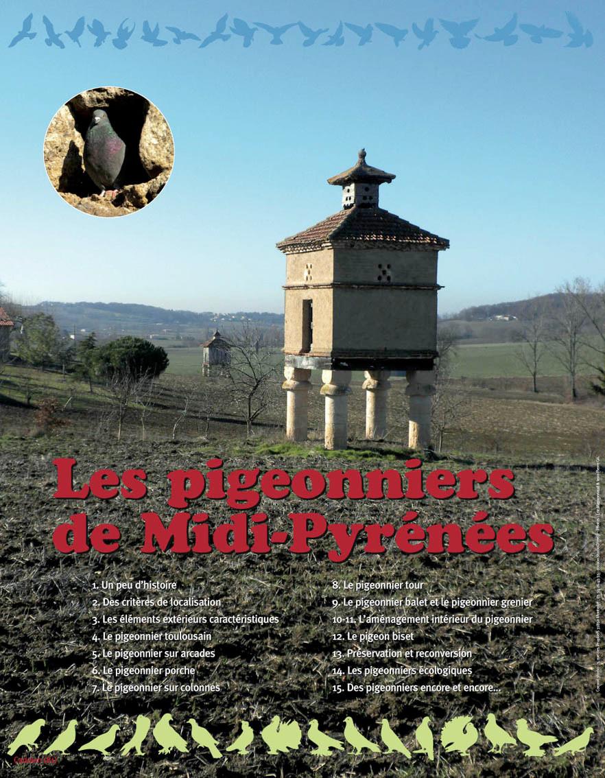 LES PIGEONNIERS DE MIDI-PYRÉNÉES
