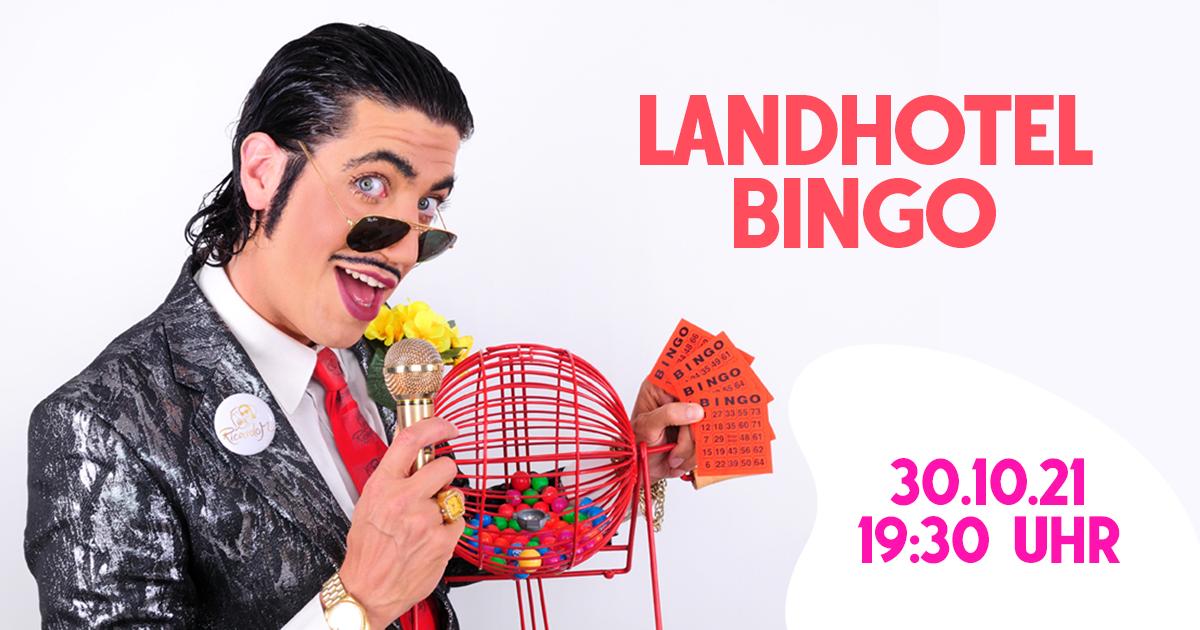 Die Herbst-Show: Landhotel-Bingo!