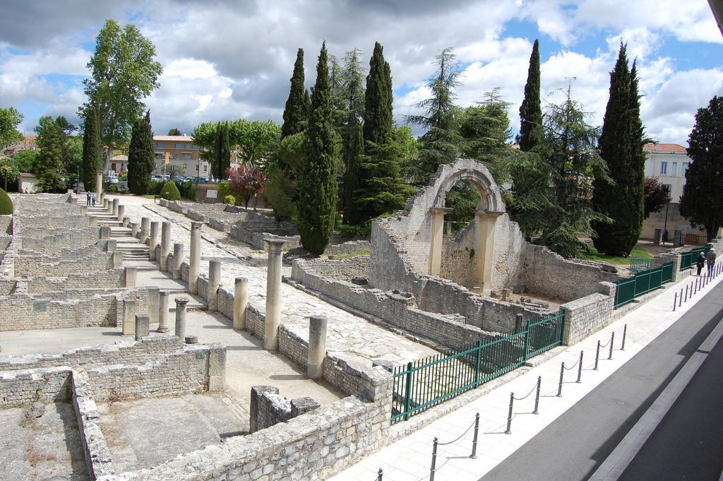 Vestiges gallo romains de Vaison la Romaine