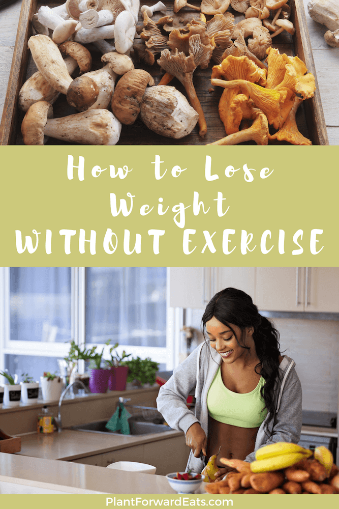 Want to lose weight without exercise? It's possible. Learn weight-loss solutions for how to lose weight naturally, and even find out how to lose 20 pounds! #weightloss #loseweight #weight #exercise