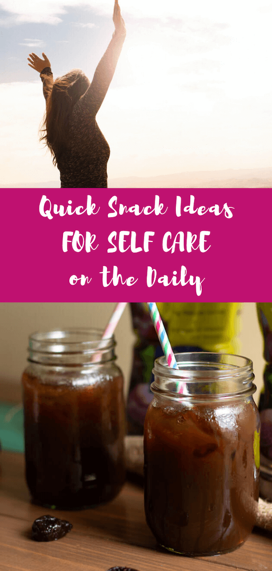 How is your emotional self care? Self care for women is tricky but a daily self care checklist is important. Start with these healthy, quick snack ideas. They can be mix-and-matched. How do you feel good? #selfcare #weightloss #plantbased