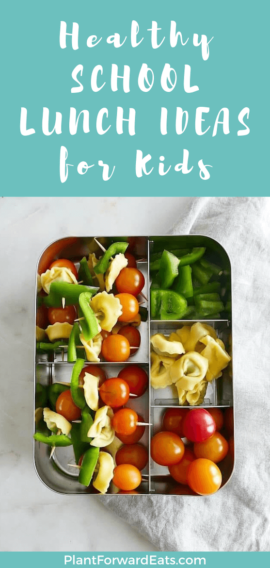 Make back-to-school easier than picking a pumpkin! Quick and easy back-to-school recipes are just what you need to pack a healthy lunch box or whip up a fast weeknight dinner. #amyseatlist #backtoschool #quickandeasymeals #lunchboxideas