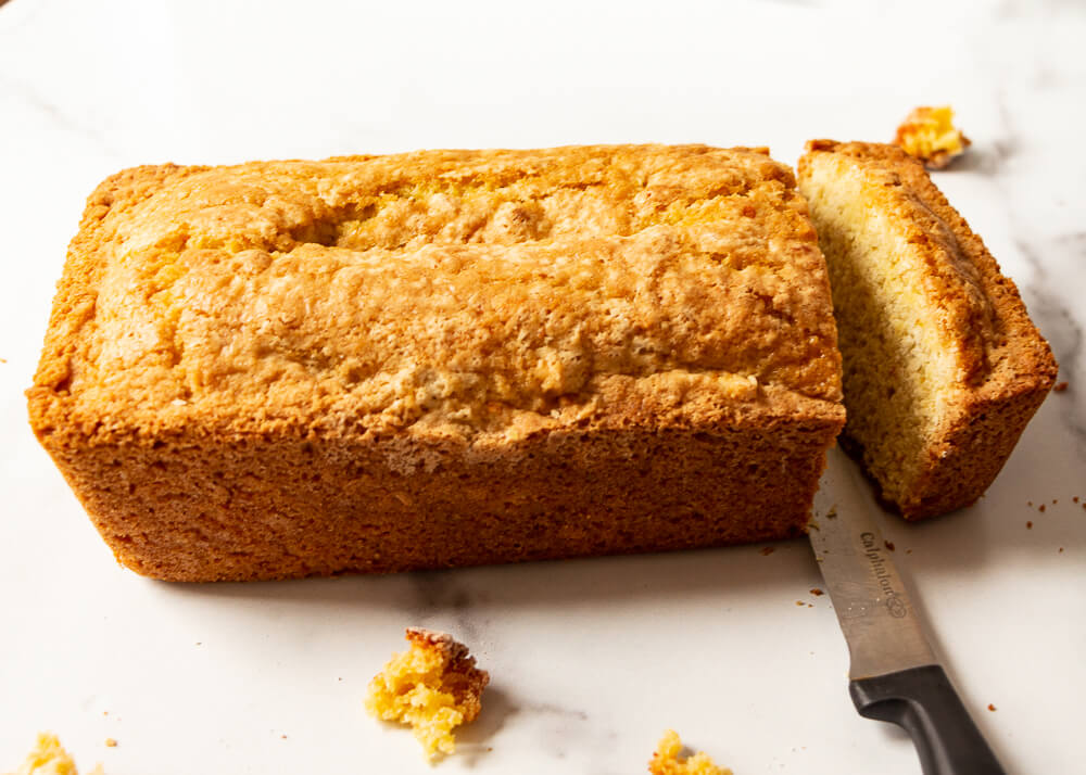 Orange Dairy-Free Cake