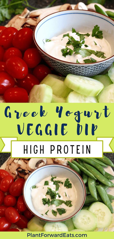 Is a healthy veggie dip recipe possible? It is! This yogurt veggie dip cuts calories, not flavor. Try this easy, gluten free Greek yogurt vegetable dip next time your veggies need a friend. #healthyrecipe #diprecipe #vegetables #greekyogurt #easyhealthy