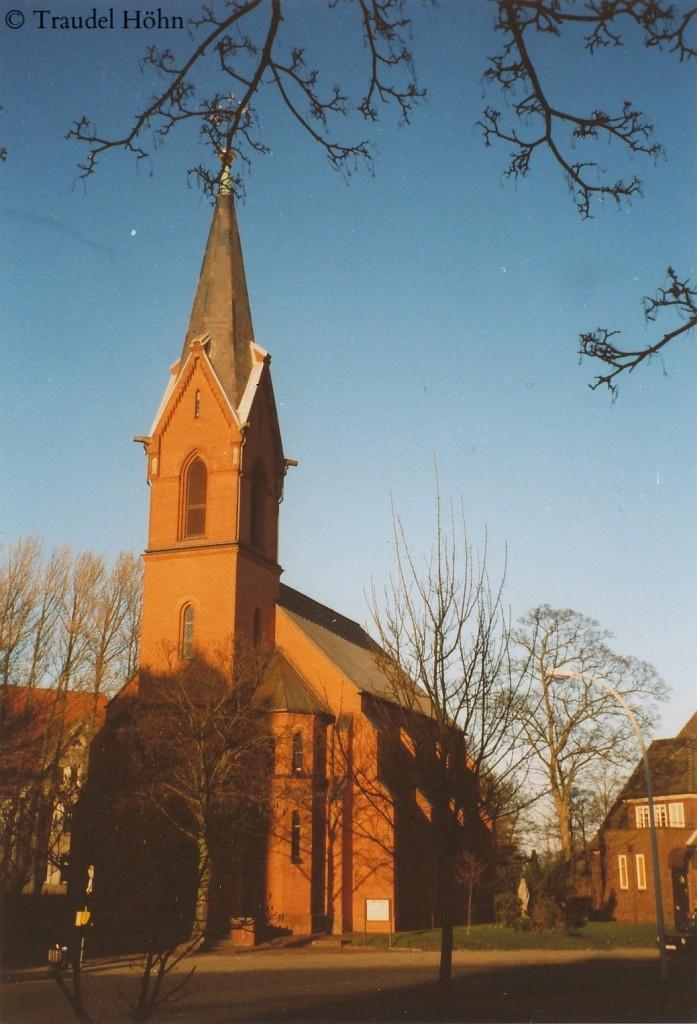 Herbstansicht der Herz-Jesu Kapelle