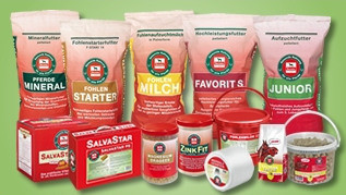Salvana Produkte