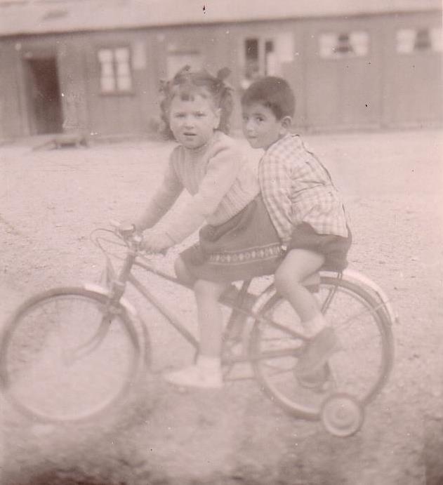 Annick et Jean Mi
