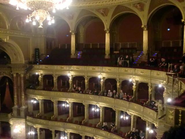 ハンガリー国立オペラ座