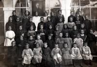 Foto di gruppo, 1920