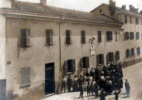 L'istituto nel 1920