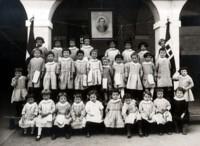 Foto di classe, 1920