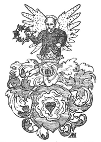 Martin Luthers Familienwappen