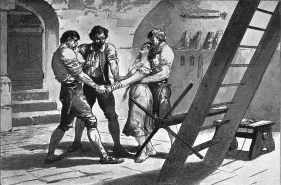 Folter Hexenverfolgung und Hexenprozesse
