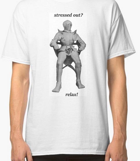 Gestresst? - T-Shirt