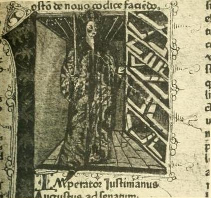Justinianus. Codes. Moguntiae, Petrus Schoeffer, 1475.