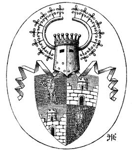 Wappen der Freifrau Ellen von Heldburg
