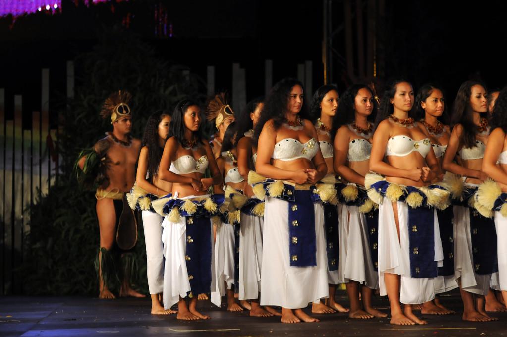 Heiva i Tahiti 2011