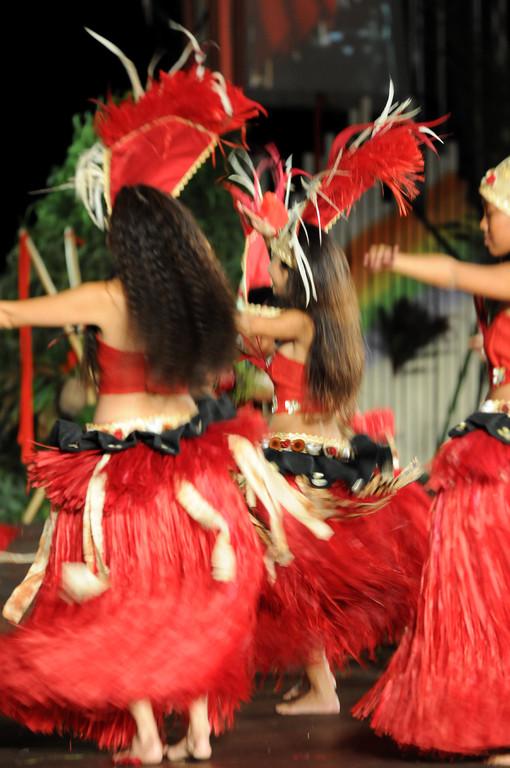 Heiva i Tahiti2011 Grand costume
