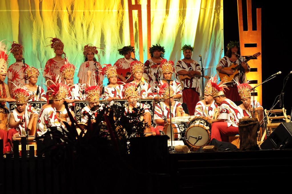 Heiva i Tahiti2011 musician