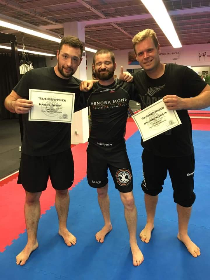 MMA-Seminar