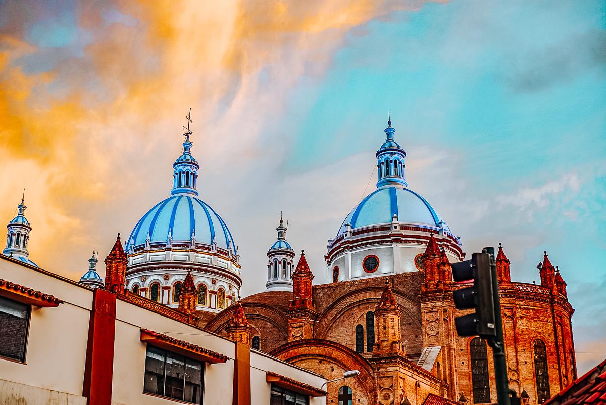 Plane deine Reise mit Air France nach Quito, Ecuador!