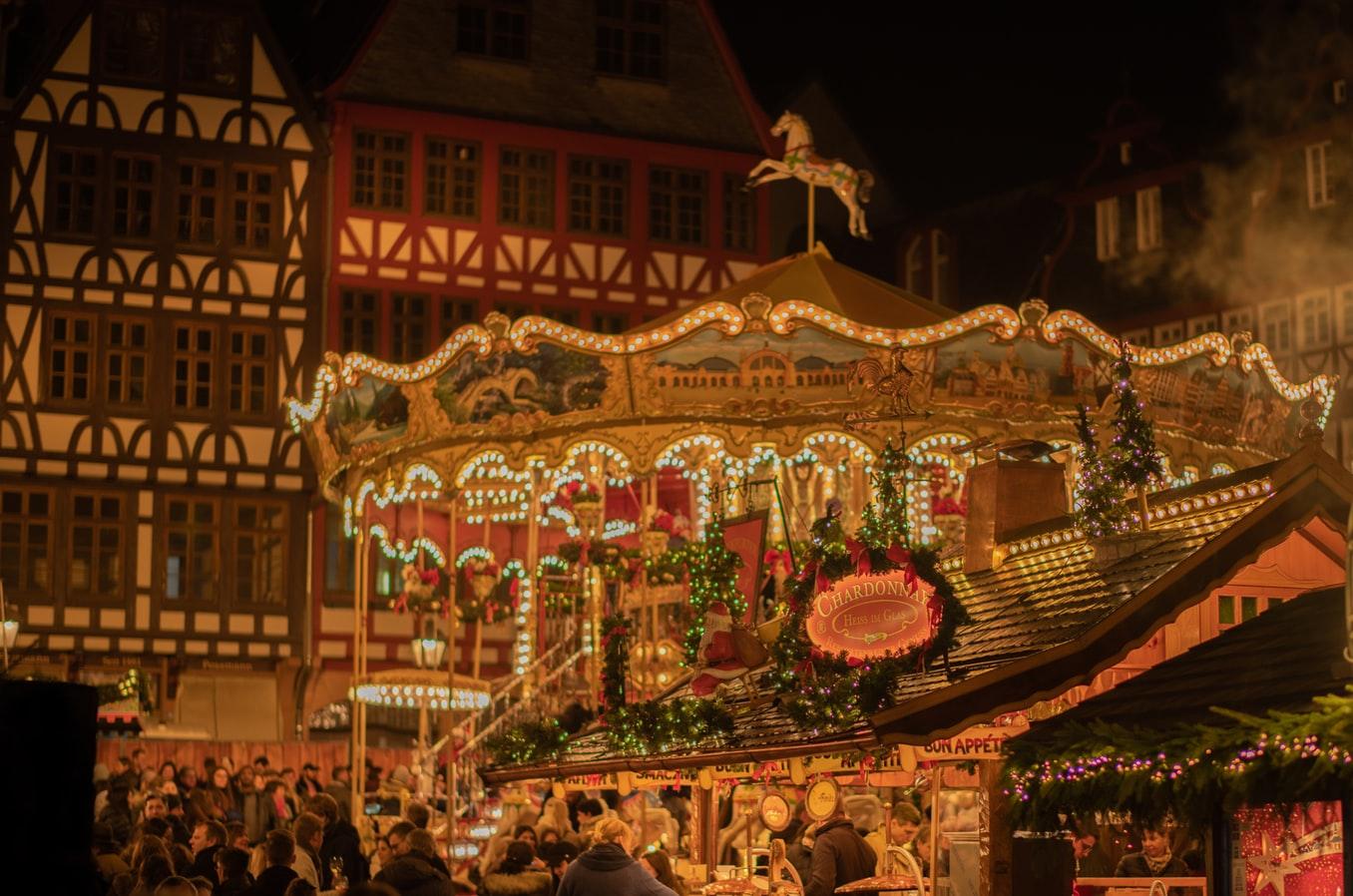 Finde die schönsten Weihnachstmärkte in Deutschland und in Europa 2019.