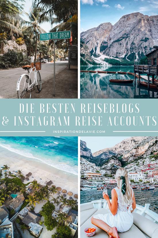 Du suchst tolle Reiseblogs und Reiseblogger auf Instagram in Deutschland? Ich stelle dir meine Lieblings-Instagramaccounts vor und zeige dir die besten Instagram Reise Influencer 2020. Reiseblogger gesucht!