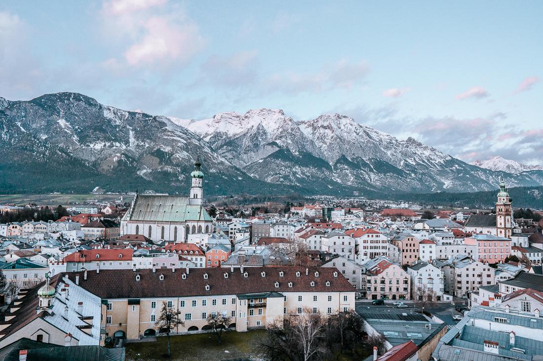 Sehenswürdigkeiten und Reisetipps für die Region Hall-Wattens
