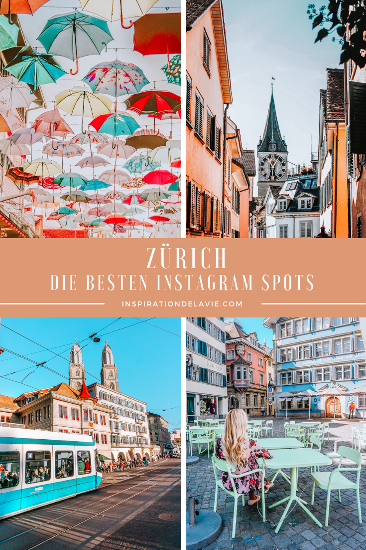 Die besten Instagram Spots in Zürich. Mit meinen Tipps findest du die schönsten Foto Locations in Zürich und stellst dir deinen optimalen Fotografie Stadtrundgang zusammen. Für ein perfektes Wochenende in Zürich - the most instagrammable places! Zürich ph
