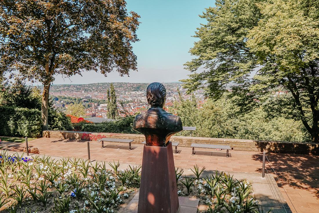 Foto Spots, Aussichtspunkte und Geheimtipps in Stuttgart