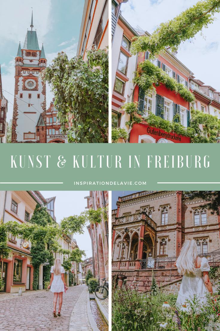 Kunst und Kultur in Freiburg - Tipps, Sehenswürdigkeiten und Foto Spots für euren Städtetrip