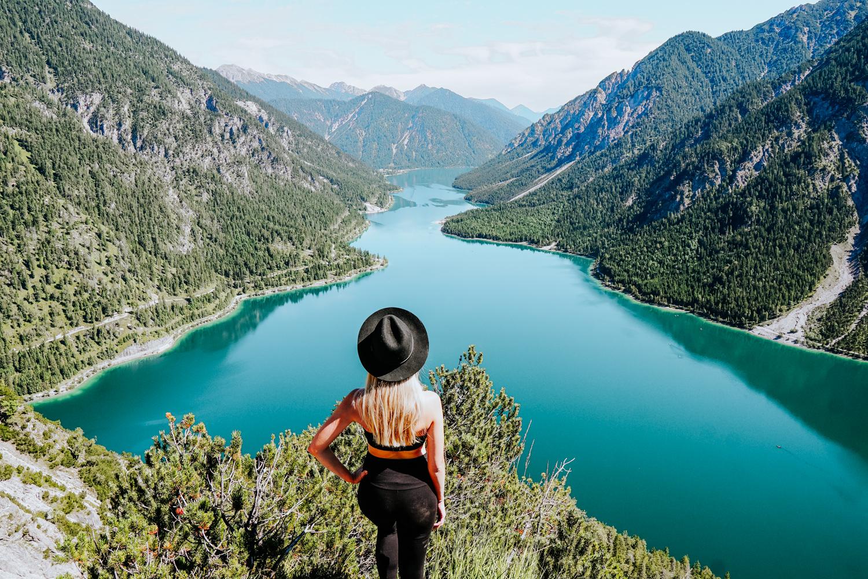 Wandern zum schönsten Plansee Aussichtspunkt