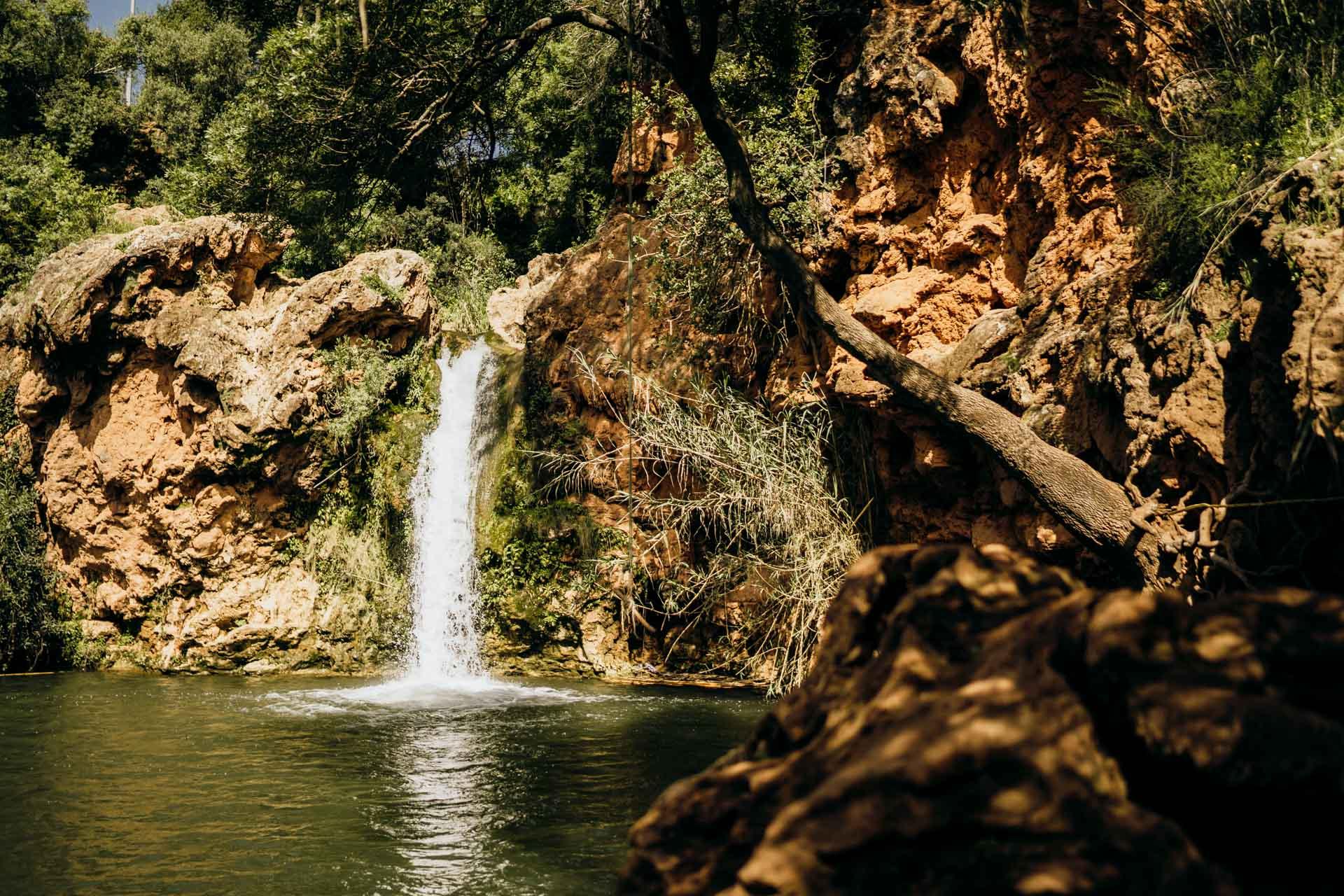 Portugal Wasserfall