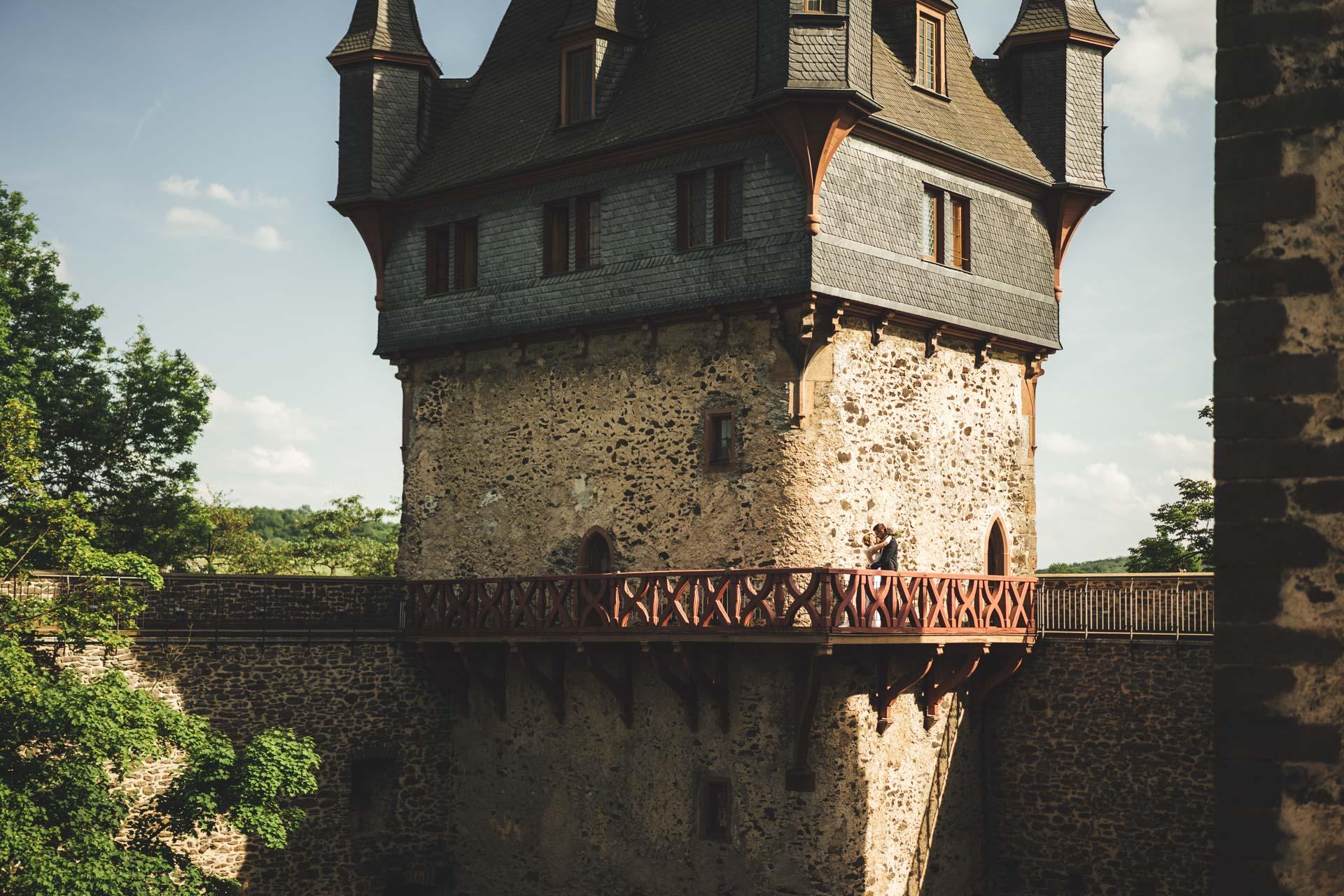 Paarshooting Schloss Romrod