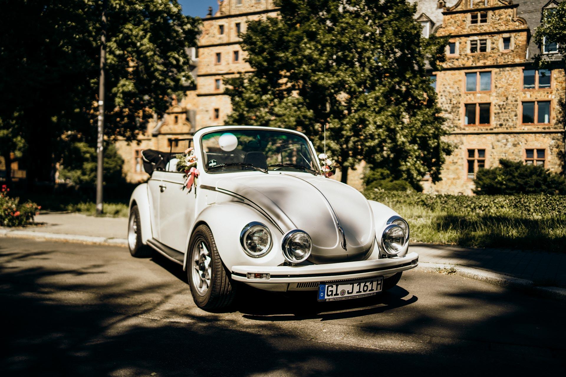 Hochzeitsauto Gießen