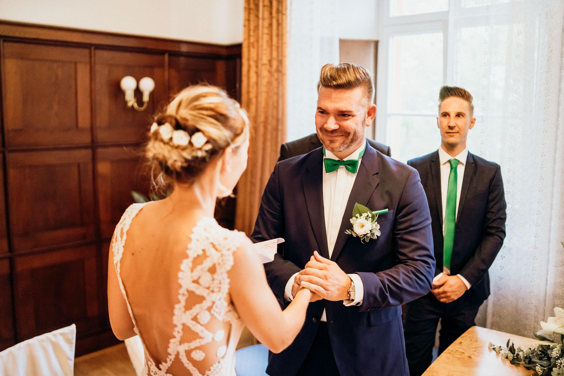 Standesamt Trauung Wetzlar Eheversprechen