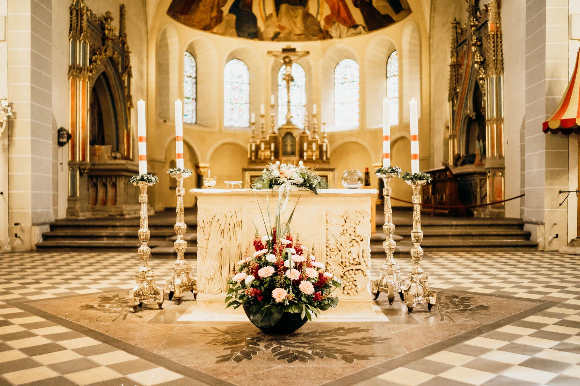 Basilika St. Kastor Koblenz