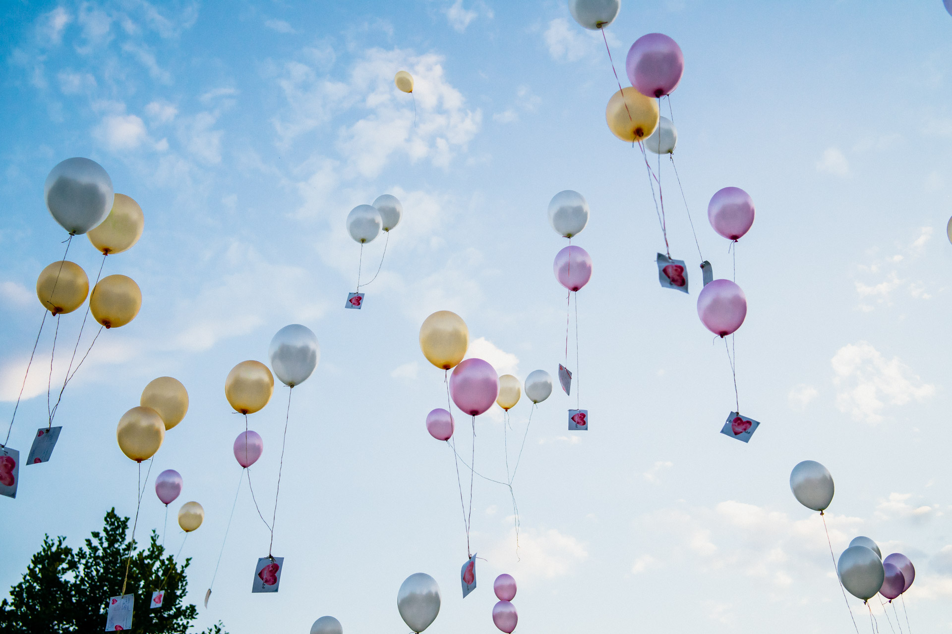 Luftballons Langselbold Main-Kinzig-Kreis