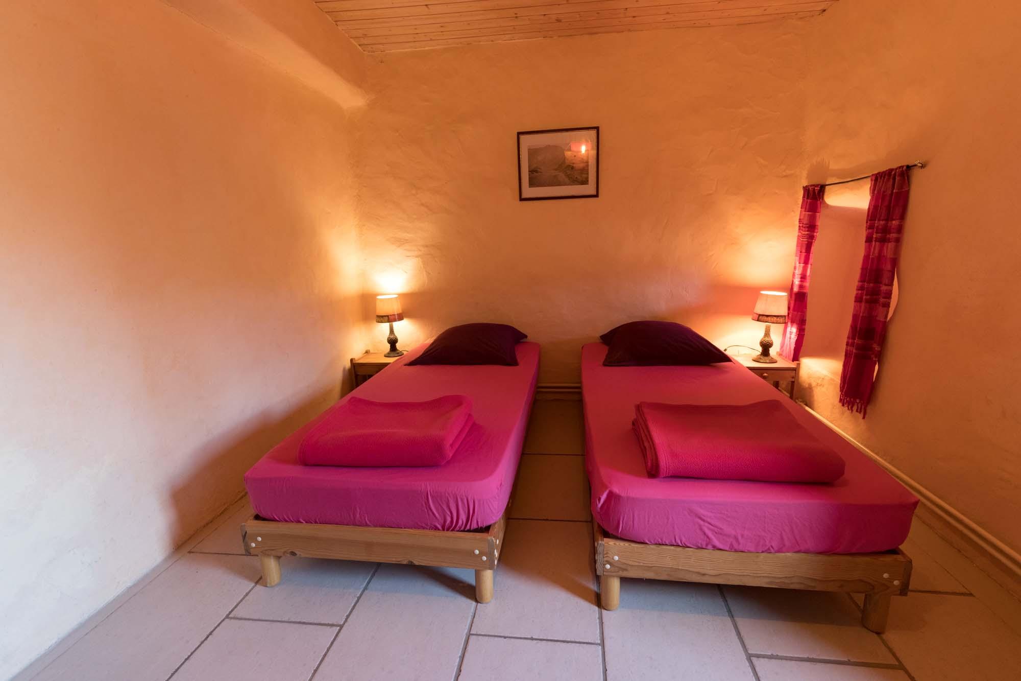 La chambre 4 lits