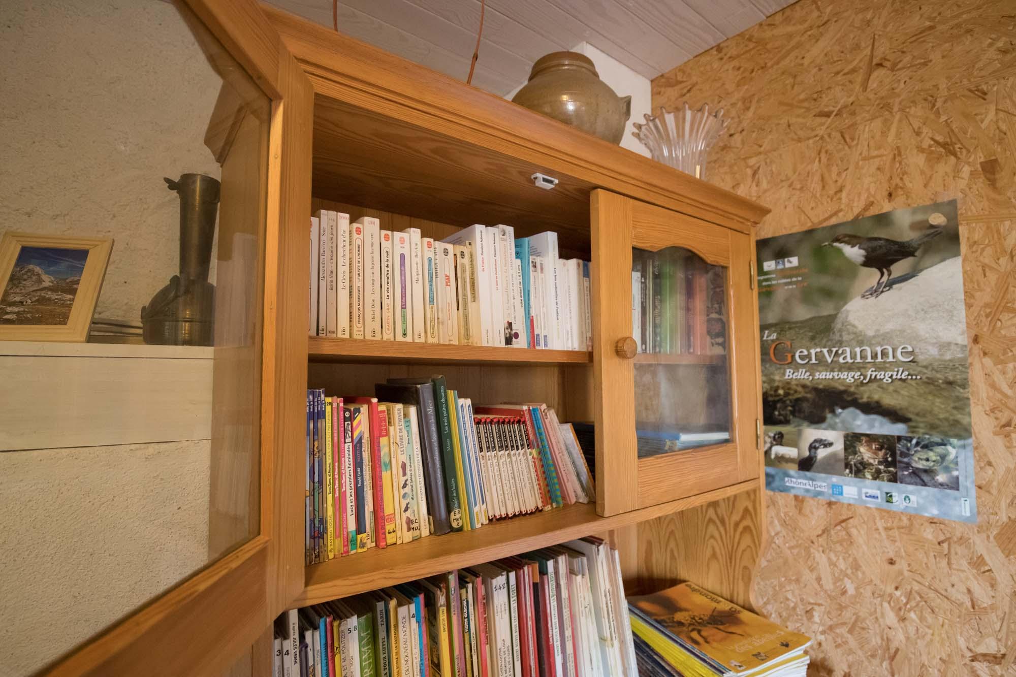 Bibliothèque et ludothèque